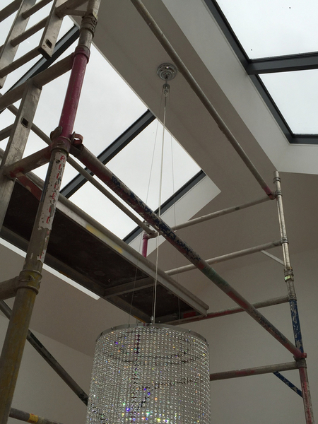 first class lighting limited - Glass Roof Fitting Options